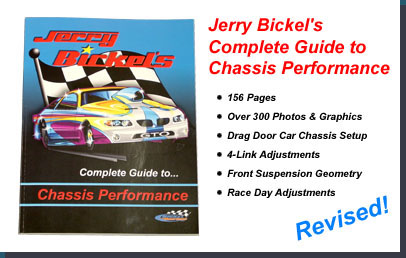 Jerry Bickel's Complete Guide to Chassis Performance