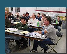 Race Car Technology Training Classes
