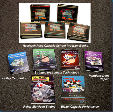 The Finest Books & Training Manuals