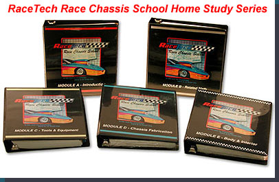 RaceTech Race Chassis School Home Study Series