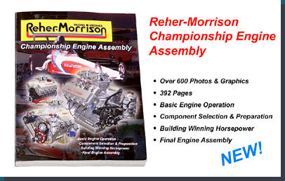 Reher-Morrison Championship Engine Assembly